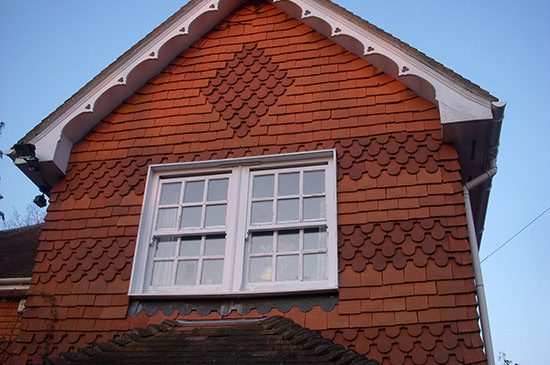 Exterior Decoration of Windows, Doors and Soffits in Cranleigh, Surrey